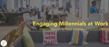 Engaging Millennials at Work