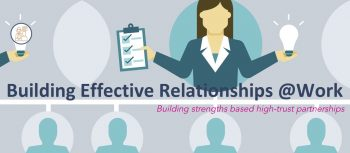 Building Effective Relationships at Work