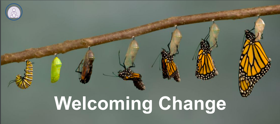 Welcoming Change