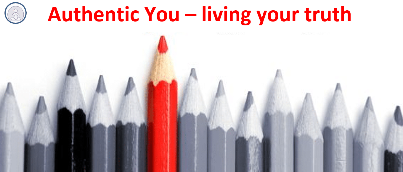 Authentic You – Living your truth